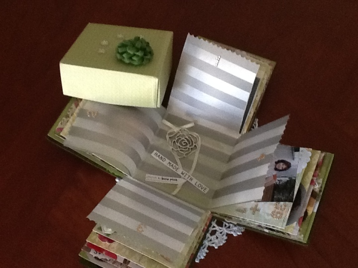 Caja sorpresa / Explodingbox