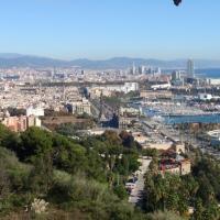 Visita a Barcelona y La Sagrada Familia