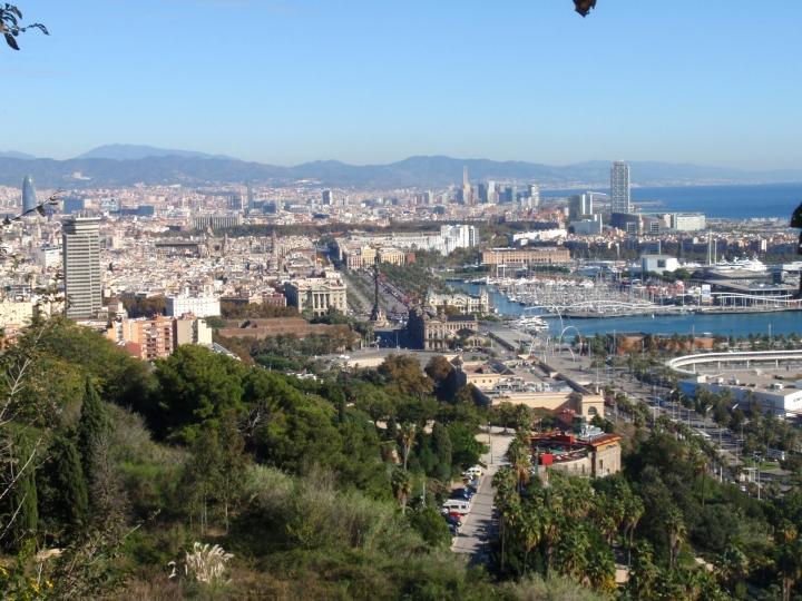 Visita a Barcelona y La SagradaFamilia