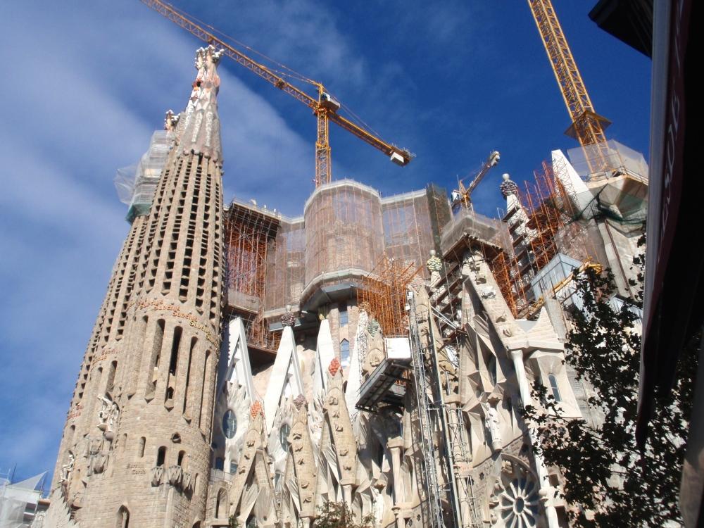 Visita a Barcelona y La Sagrada Familia (6/6)
