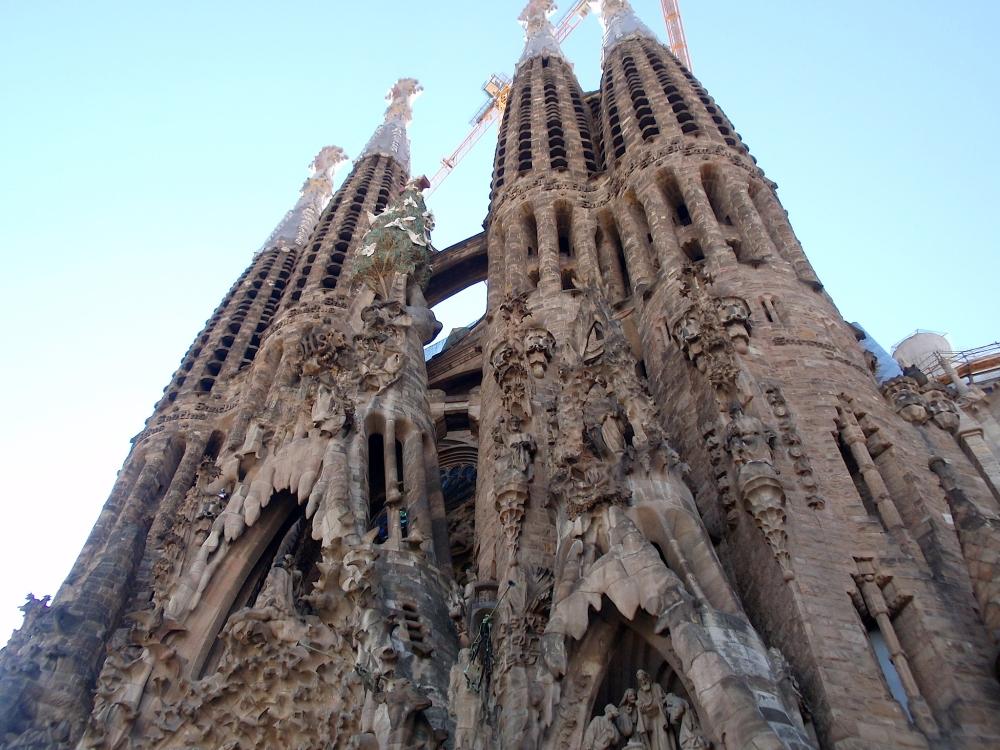 Visita a Barcelona y La Sagrada Familia (4/6)