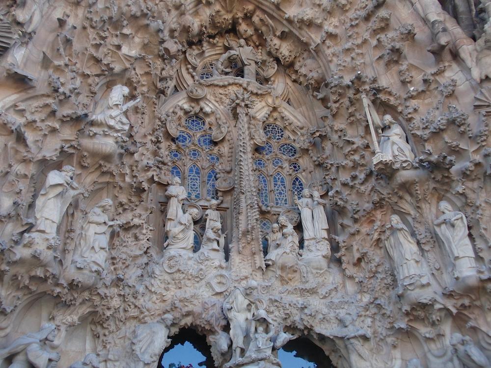 Visita a Barcelona y La Sagrada Familia (5/6)