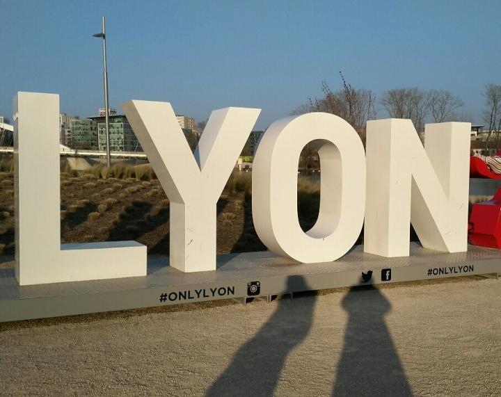 VIAJE A LYON(Francia)
