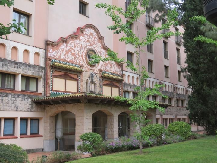 INSTAGRAMERS EN EL HOTEL TERMESMONTBRIÓ