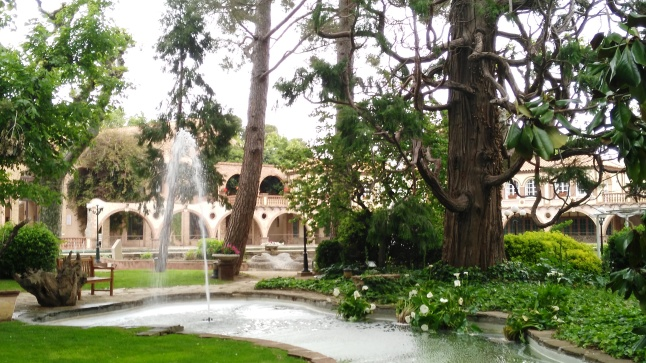 jardines del hotel termes montbrió