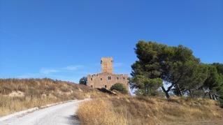Castell de les sitjes