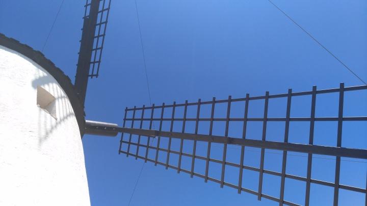 molino de viento El Perelló