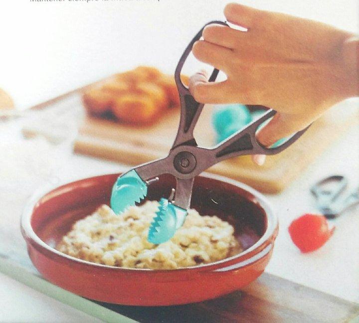 La croquetera, el utensilio para crear albóndigas, croquetas o tus postresideales.