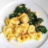 Cappelletti de carne, pasta italiana de Lidl