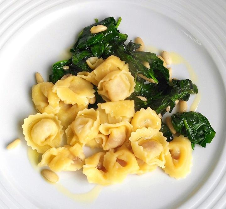 Cappelletti de carne, pasta italiana deLidl