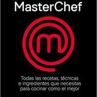 El libro de MasterChef, lleno de recetas y trucos culinarios