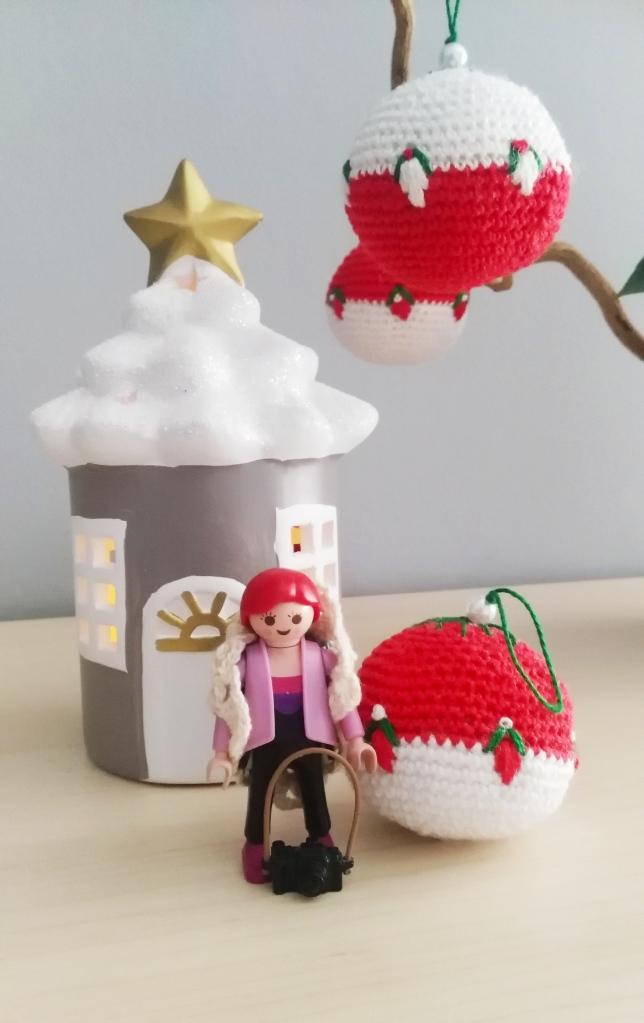 Laminilaura, muñeco playmobil