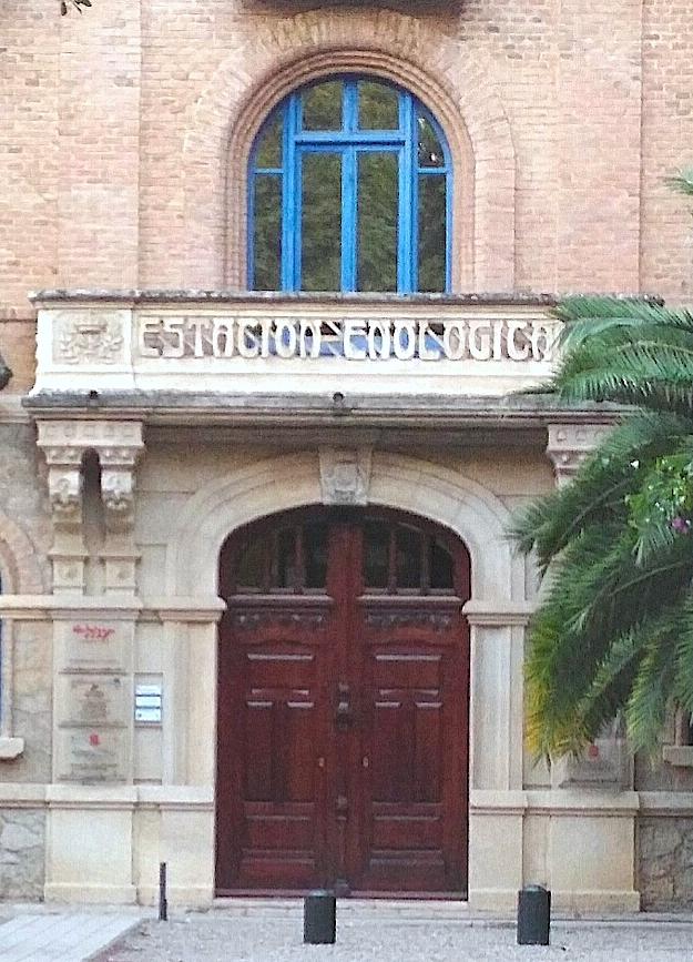 Estación enológica Reus
